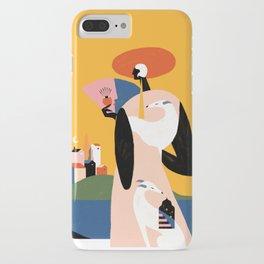 a  y  o iPhone Case