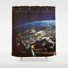Nekfeu Shower Curtain