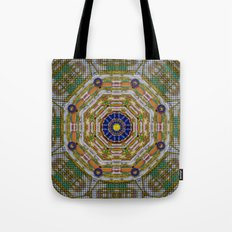 planet of the magic flower power Tote Bag