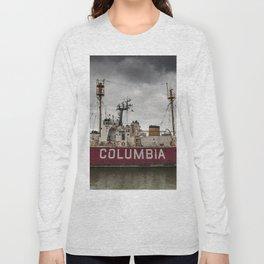 The Lightship Columbia Long Sleeve T-shirt
