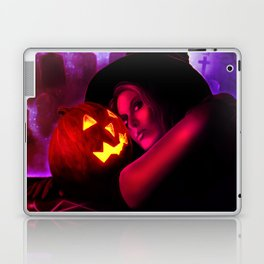 Halloween Witch 2011 Laptop & iPad Skin