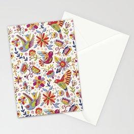 Otomi folk Stationery Cards