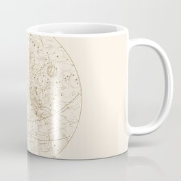 Visible Heavens - Gold Coffee Mug