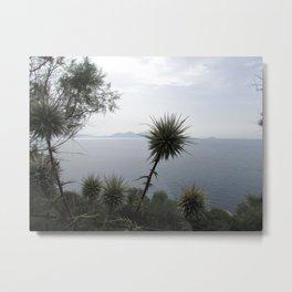 Greek islands Metal Print