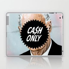 CA$H ONLY Laptop & iPad Skin