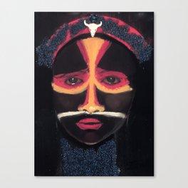 Ayesha    Canvas Print