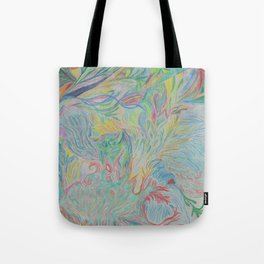 Valley of the Tribe Tote Bag
