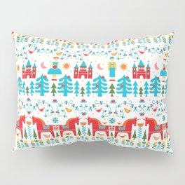 Scadinavian Fairytale Bright Pillow Sham