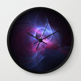 Internal Conflict Wall Clock