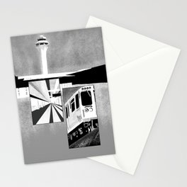 Chicago Travel Stationery Cards