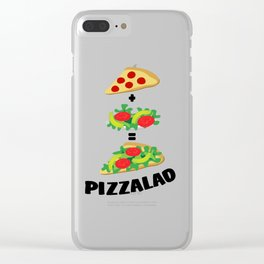 Pizzalad Clear iPhone Case