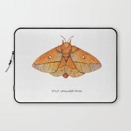 Spiny Oakworm Moth (Anisota stigma) Laptop Sleeve