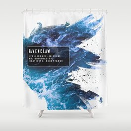 Ravenclaw Nature Shower Curtain