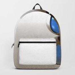 Reflections of A UFO Backpack