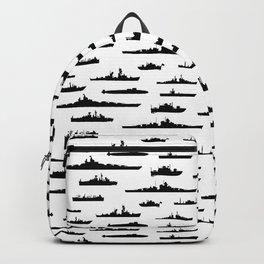 Battleship Backpack