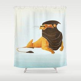 Lion 1 Shower Curtain