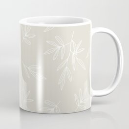 Branched Olives Sketch Coffee Mug