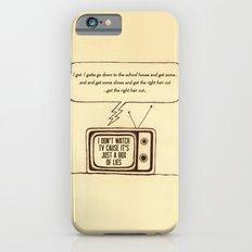 indy kidz iPhone 6s Slim Case