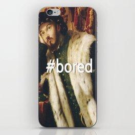 #BORED iPhone Skin