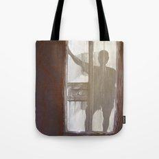 Shadowman Tote Bag