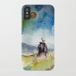 Wizard iPhone Case