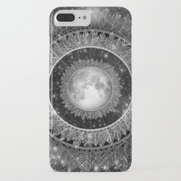 Major Tom (floating in my tin can, far above the Moon) iPhone Case