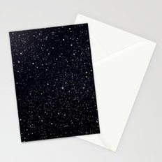 EH-WEANS-IN-SPACE Stationery Cards