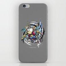 design monkey iPhone & iPod Skin