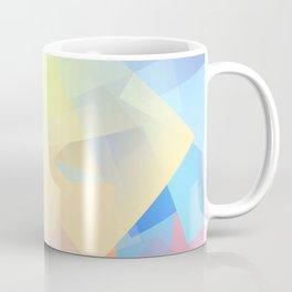 Cubism Abstract 189 Coffee Mug