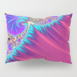 Shattered Ocean Wave Pillow Sham