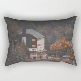 Autumn in Bariloche Rectangular Pillow