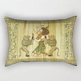 Cleopatra 7 Rectangular Pillow