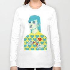Create I Long Sleeve T-shirt