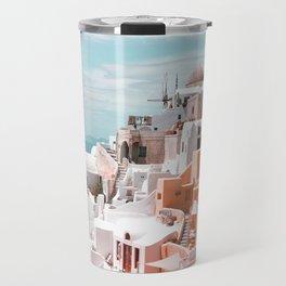 Santorini, Oia Travel Mug