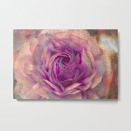 Vintage Rose (5) Metal Print