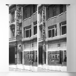 The Hudson Theatre, Manhattan. 1913 Blackout Curtain