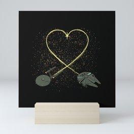 Wars Love Mini Art Print