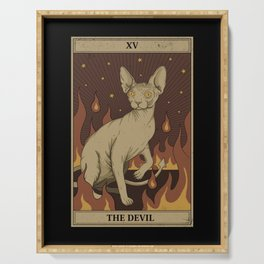 Le Diable Serving Tray