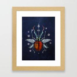 Brujah Framed Art Print