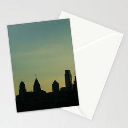 Oil Slick Sky Stationery Cards