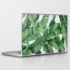 Tropical banana leaves VI Laptop & iPad Skin