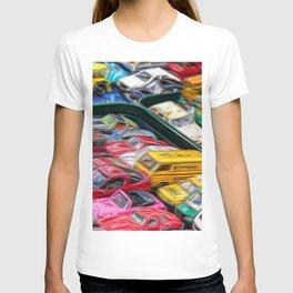 Flea Market Heroes IV T-shirt