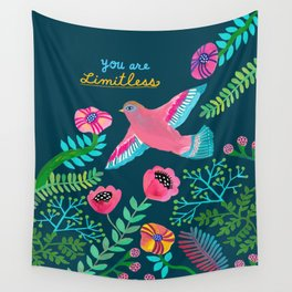 You Are Limitless Wall Tapestry