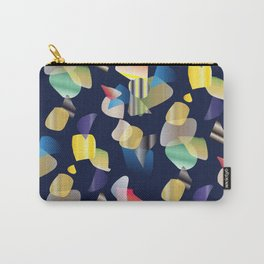 Random shapes Carry-All Pouch