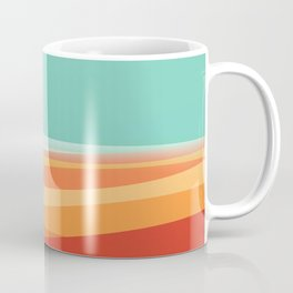 Where the sea meets the sky Coffee Mug