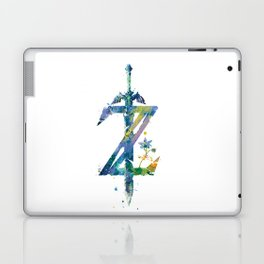 Breath of the Wild Laptop & iPad Skin