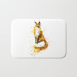 Bushy Tailed Bath Mat