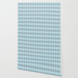 Gray Plaid Wallpaper