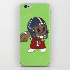 American Football II iPhone & iPod Skin