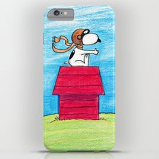 pilot Snoopy Slim Case iPhone 6 Plus